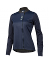 WOMENS ATTACK THERMO JERSEY [NVY]