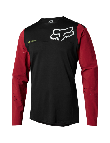 ATTACK PRO JERSEY [RD/BLK]