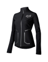 WOMENS ATTACK FIRE JACKET [BLK]