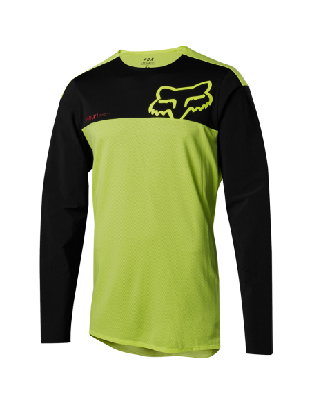ATTACK PRO JERSEY [YLW/BLK]
