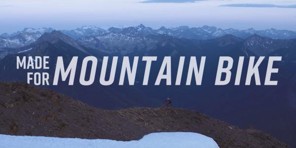 FACUT PENTRU MOUNTAIN BIKE
